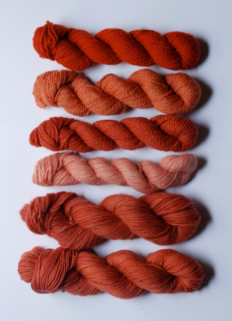 Multi-shade dyeing