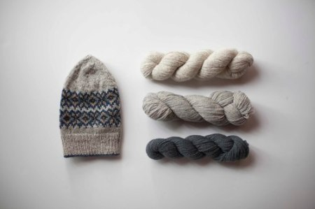 Stranded colourwork